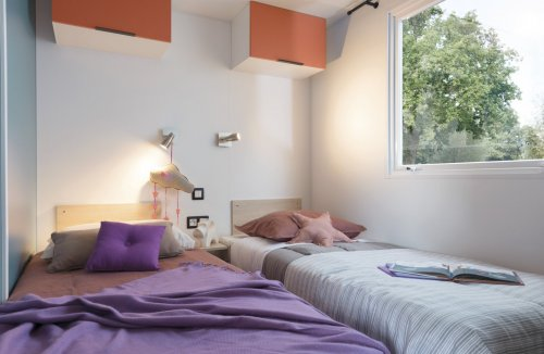 Location Constructeur chambre double lits