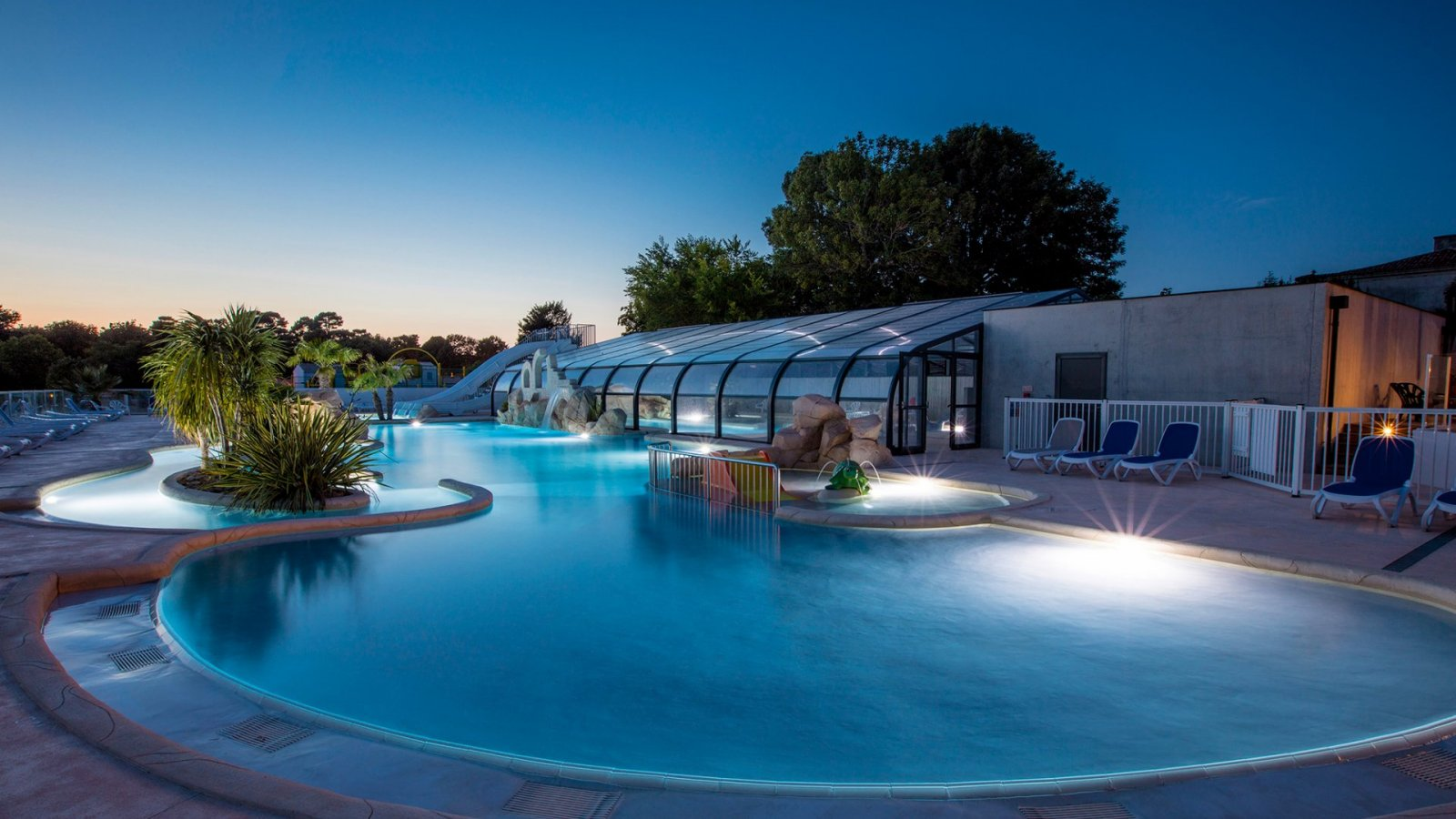 Camping 4 Stars Charente Maritime 17 Camping Le Logis Du