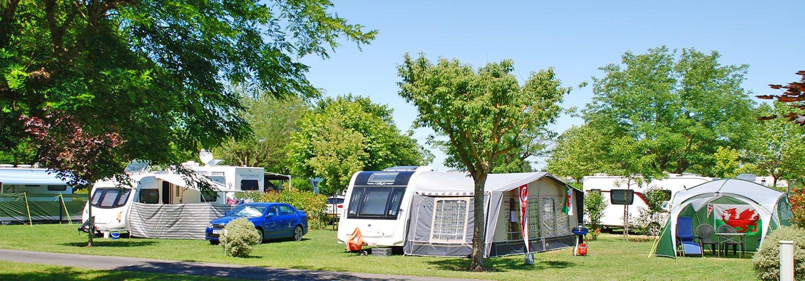 Camping sans branchement de l'eau